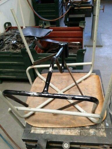 bigger seat project