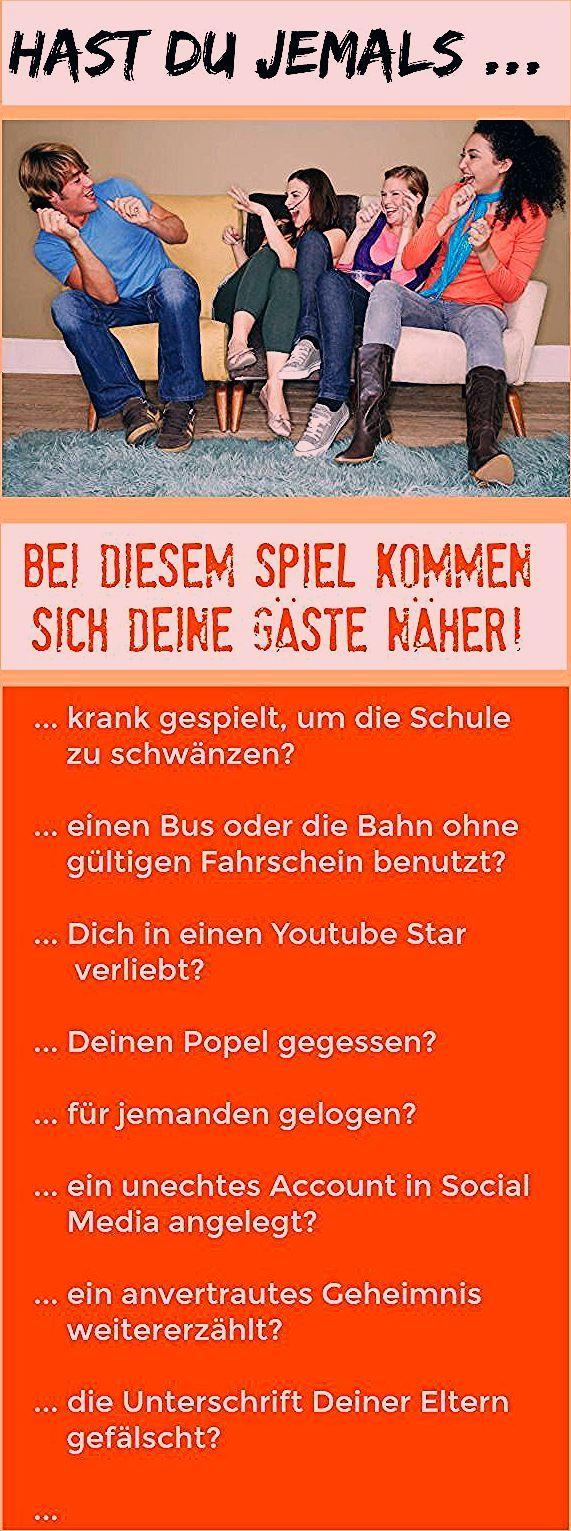 """Photo of """"Hast Du Jemals?"""" ⋆ Kindergeburtstag-Planen.de"""