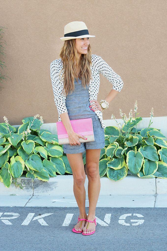 Hello Fashion: Casual Dots