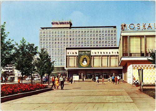 Kino International Berlin Germany 1968 East Germany Germany Berlin