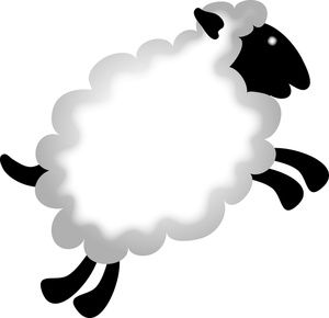 sheep clip art baby n pinterest black faced sheep art clipart rh pinterest ca sheep clip art drawing sheep clip art free