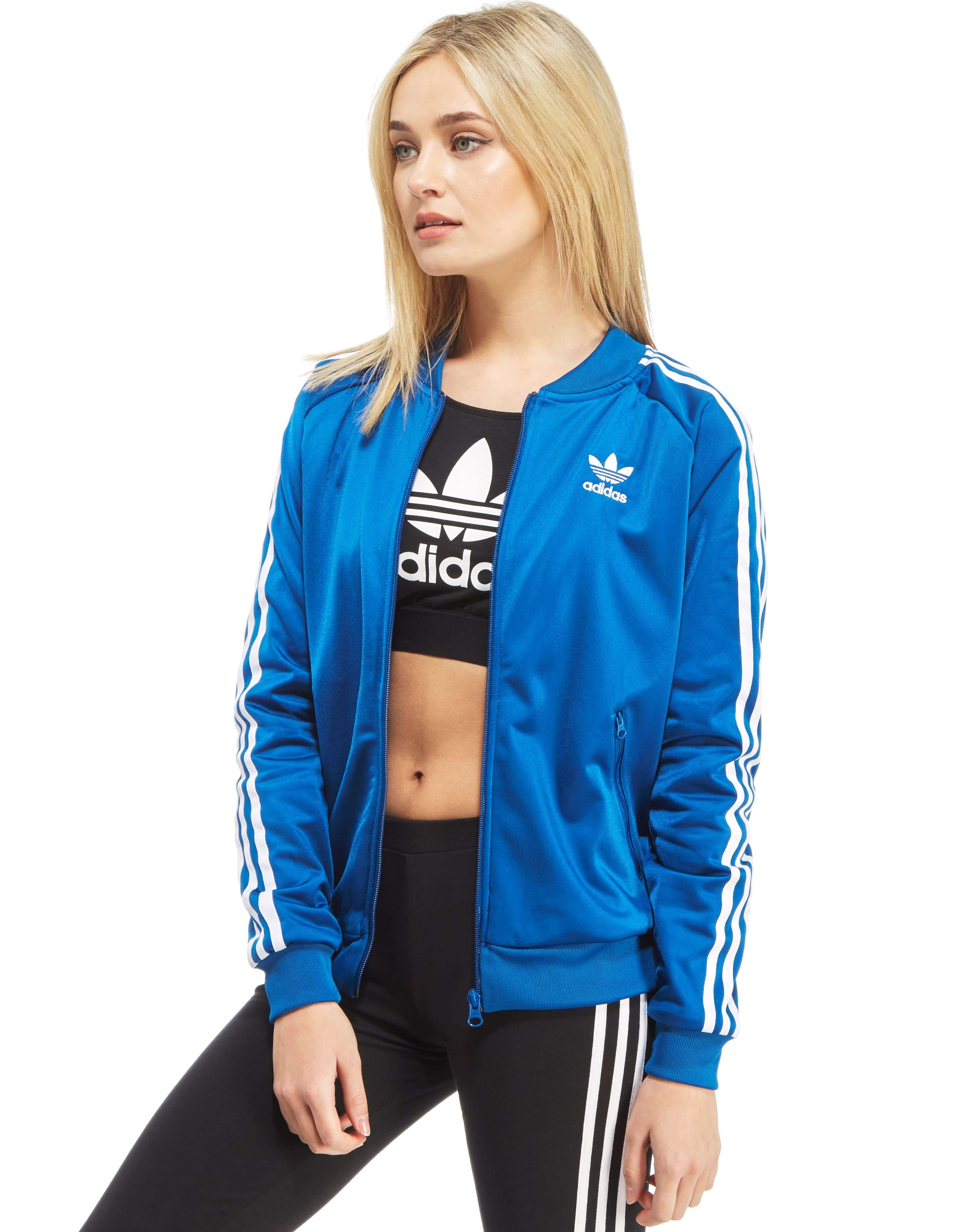 1691146ff3 adidas Originals Supergirl Track Top - Shop online voor adidas Originals  Supergirl Track Top met JD Sports