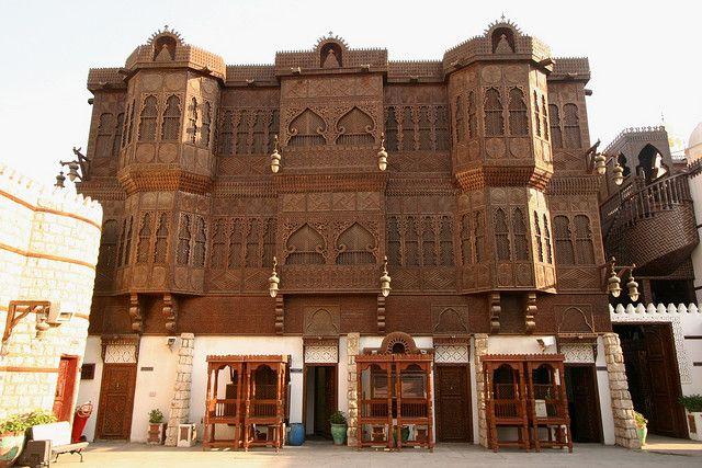 Saudi Arabia Jeddah Ethnological Museum Jeddah Saudi Arabia Islamic Architecture