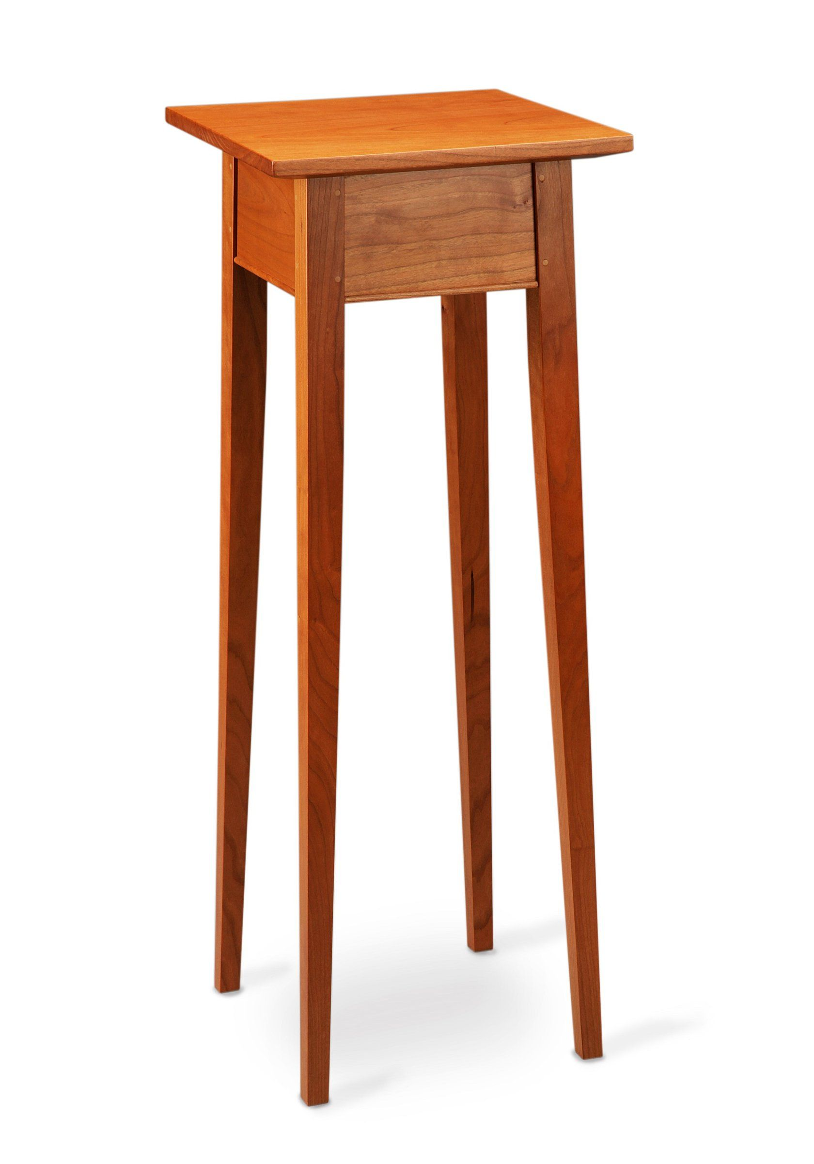 Tall Splay By Tom Dumke Wood Pedestal Table With Images Wood