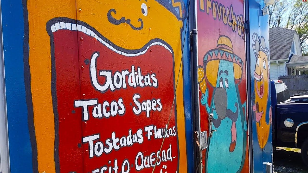 Great mexican grocery and taco truck on the eastern shore