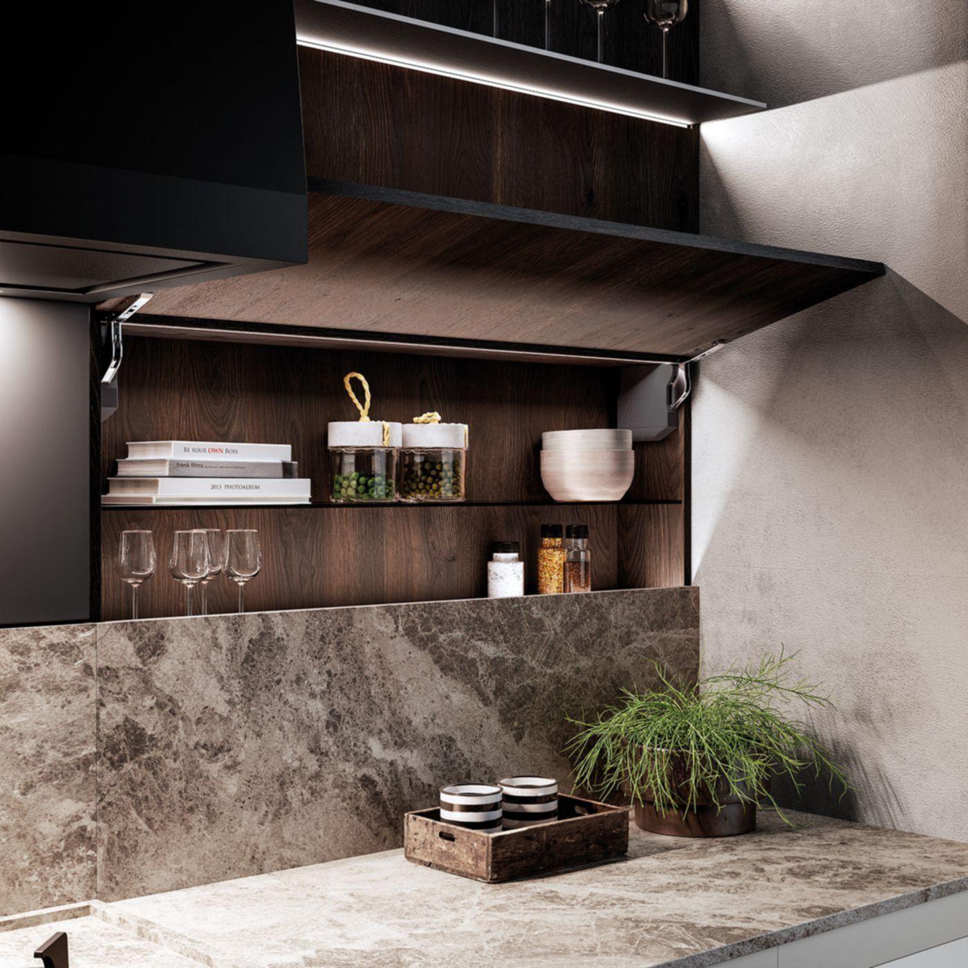 Dry And Wet Kitchen Design Photos: Best And Wonderful 13 Wet Dry Kitchen Ideas