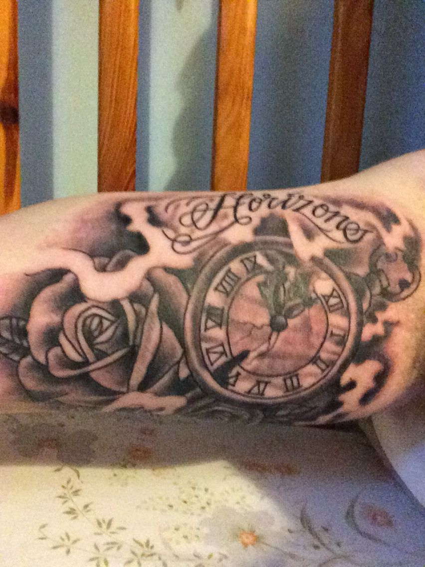 Parkway Drive Tattoo Horizons As Time Eats Us Alive Tattoos Parkway Drive I Tattoo