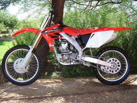 honda crf250r service repair manual 2004 2005 2006 2007 2008 2009 rh pinterest com 2005 Honda XR80 2005 Honda XR80