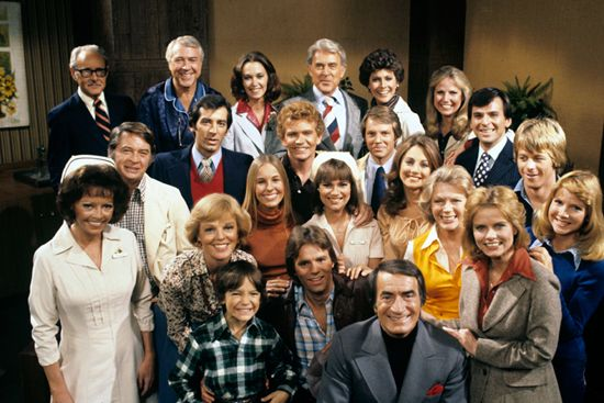 70s soap opera stars