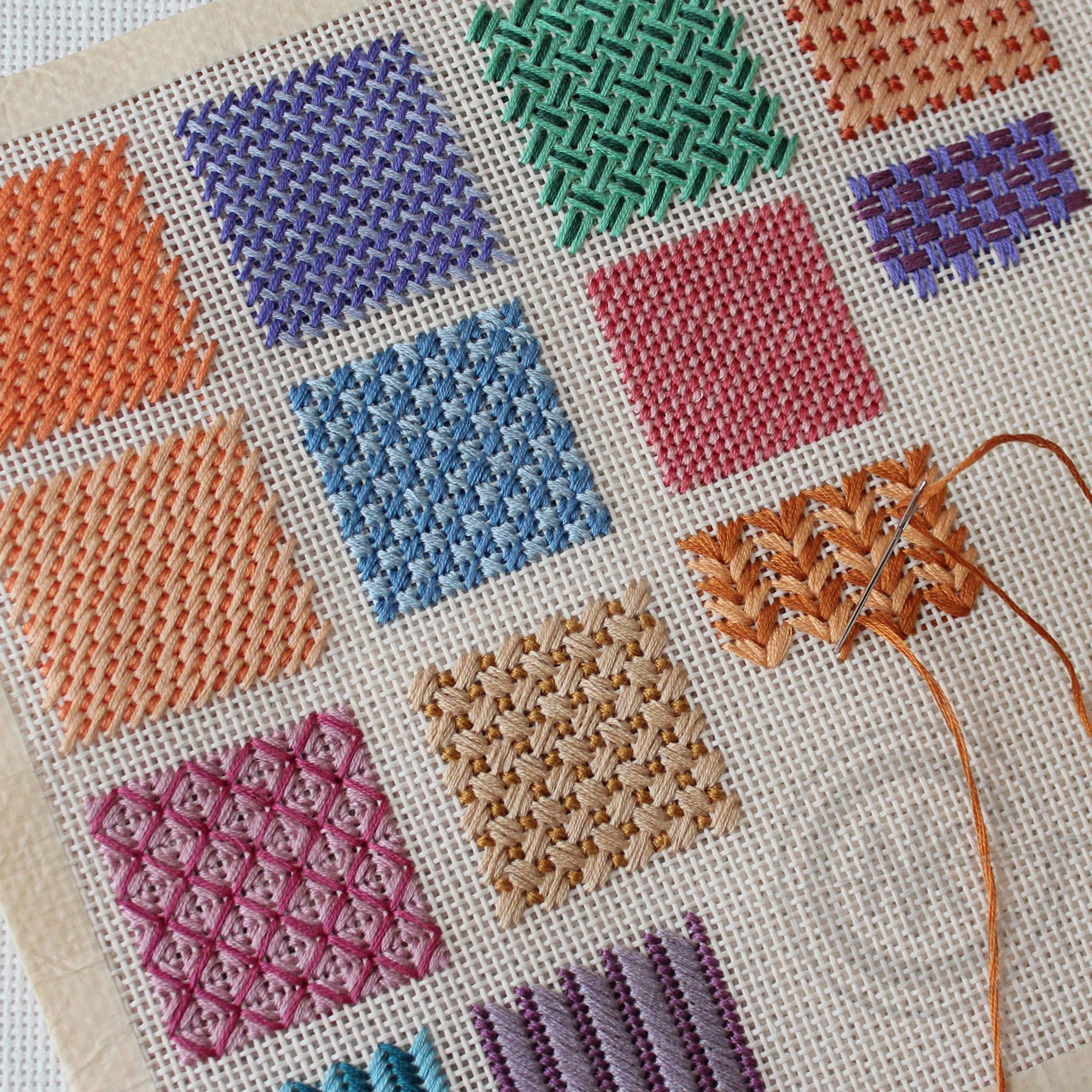 bargello patterns for needlepoint - Google Search | Misc | Pinterest ...
