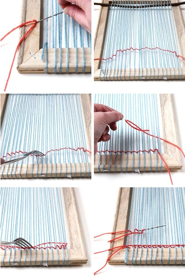 How to make a tapestry wall hanging | Images of tapestry ...