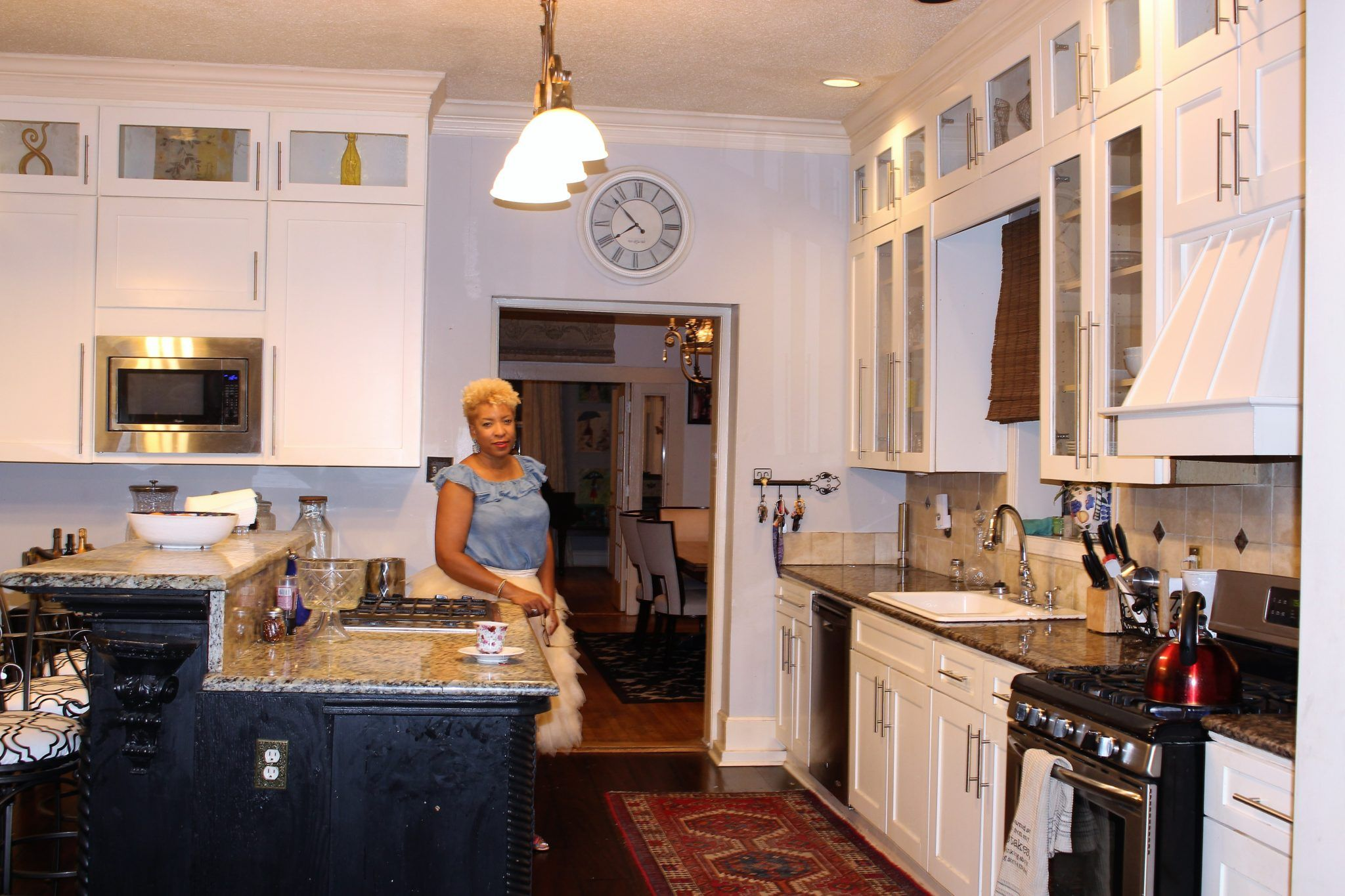 Memphis Tn Home Tour With With Modern Rustic Style Black Southern Belle In 2020 Modern Rustic House Tours Home