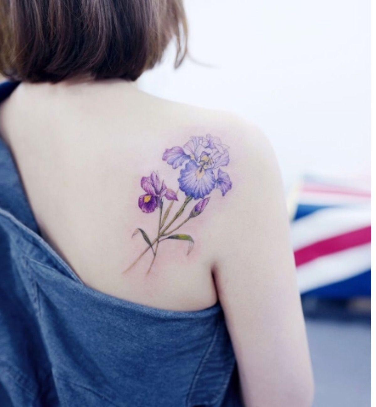 Pin by lutz gruno on watercolor tattoo pinterest tattoo tattoo 12 more beautiful flower tattoo ideas for women crazyforus izmirmasajfo Images
