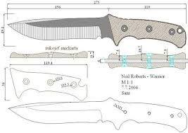 Vysledkem Obraz Pro Vykresy Noze Noze Pinterest Knife Making