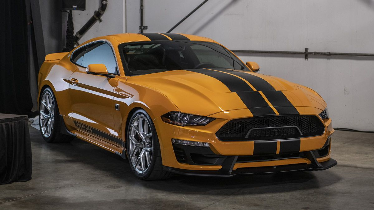 2019 Shelby Gt S Rental Car Photo Gallery Shelby Gt Ford