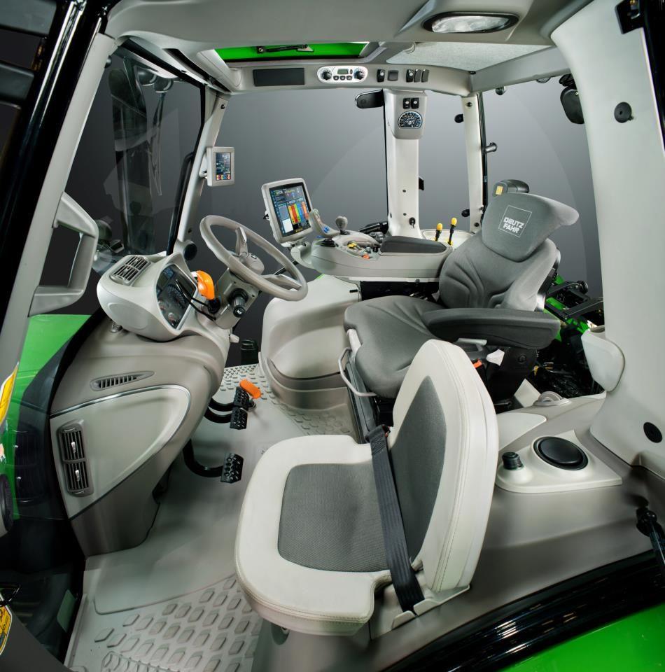 Maxivision cab same deutz fahr deutz fahr - Moissonneuse cars ...