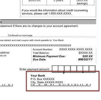 Decoding Your Credit Card Billing Statement Credit Card Statement Corporate Credit Card Credit Counseling