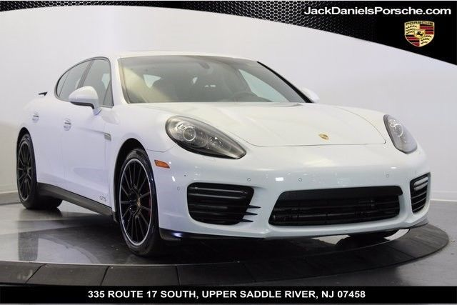 Awesome Great 2016 Porsche Panamera GTS WHITE BOSE PARKASSIST WITH REVERSING CAMERA PREMIUM PLUS PACKAGE