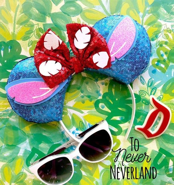 Lilo and Stitch Mickey Ears, Stitch Mickey ears, Lilo Mickey Ears, Disney Stitch Ears, Stitch Disney Ears, Stitch Mouse Ears, PRE-ORDER