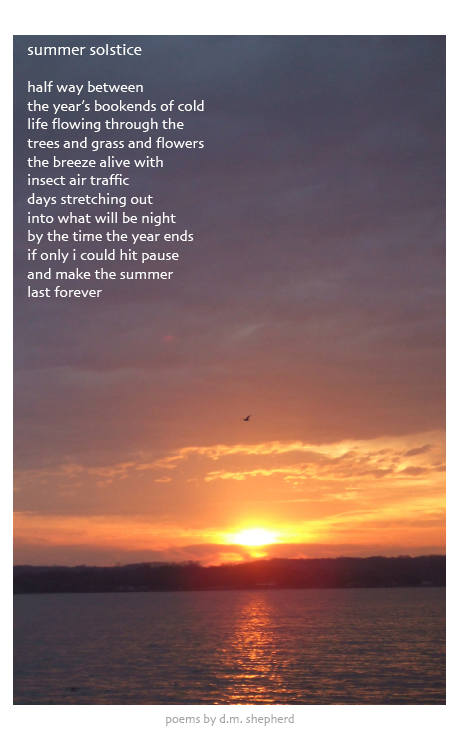 Summer Solstice Poems 5