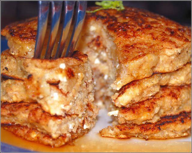 Wholegrain Tofu Pancakes - Holy Cow! Vegan Recipes | Vegan Pancakes