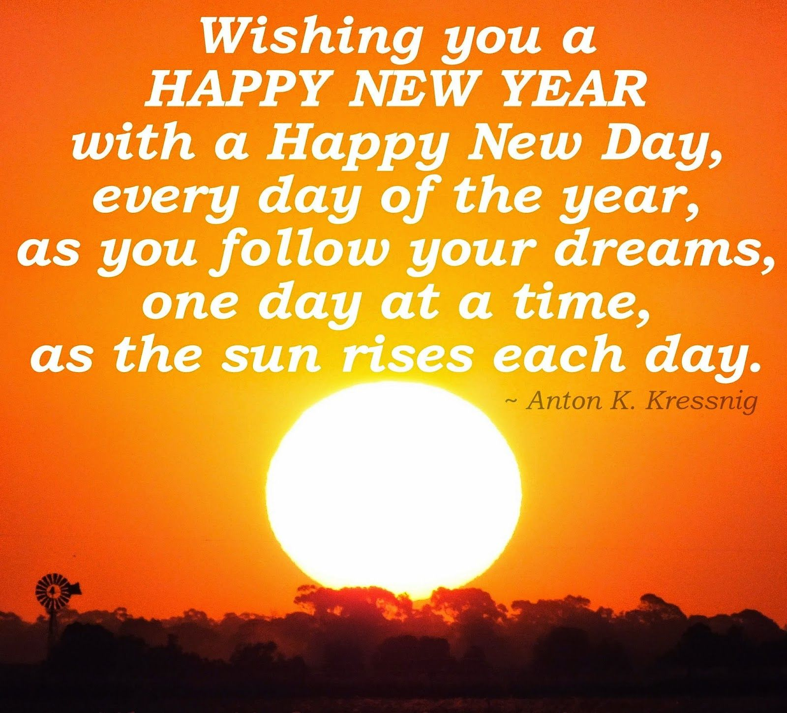 wishing you happy new year quotes 2016