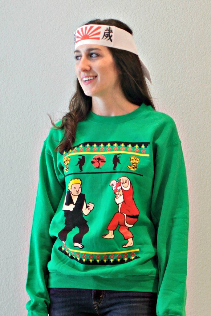 Pin on Women\u0027s Ugly Funny Christmas Sweaters