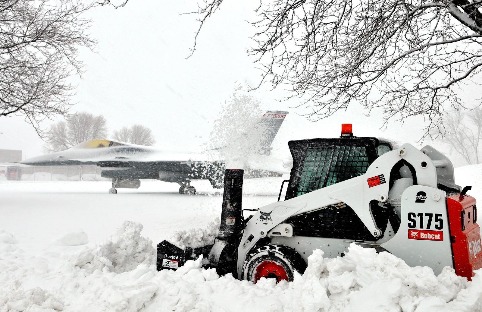 Bobcat Snow Removal Attachment Parts - Heavy Duty Direct | Bobcat