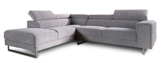 Easton Lounge  Nick Scale Adjustable Headrest 270x226x77 84