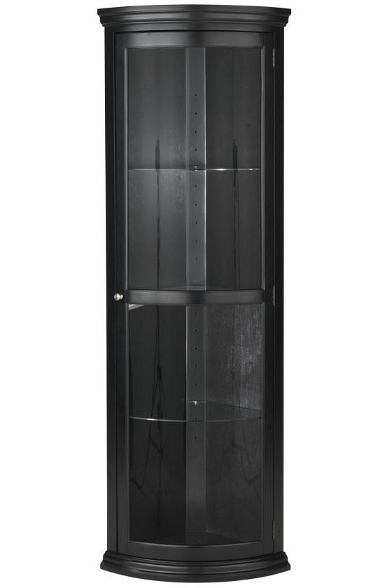 Sophie French Country Corner Curio - $369.00. This would be great ...