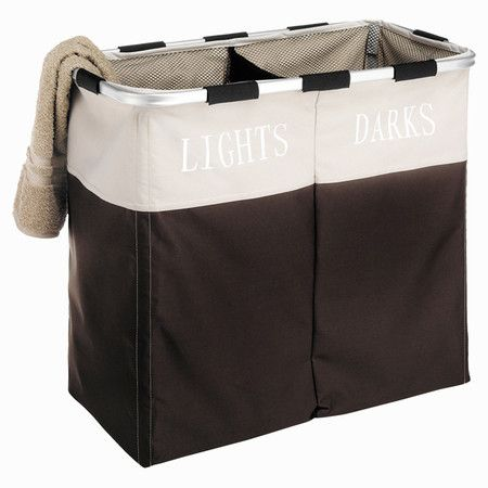 Essentials Cabinet Laundry Hamper Double Laundry Hamper Laundry Hamper Double Hamper