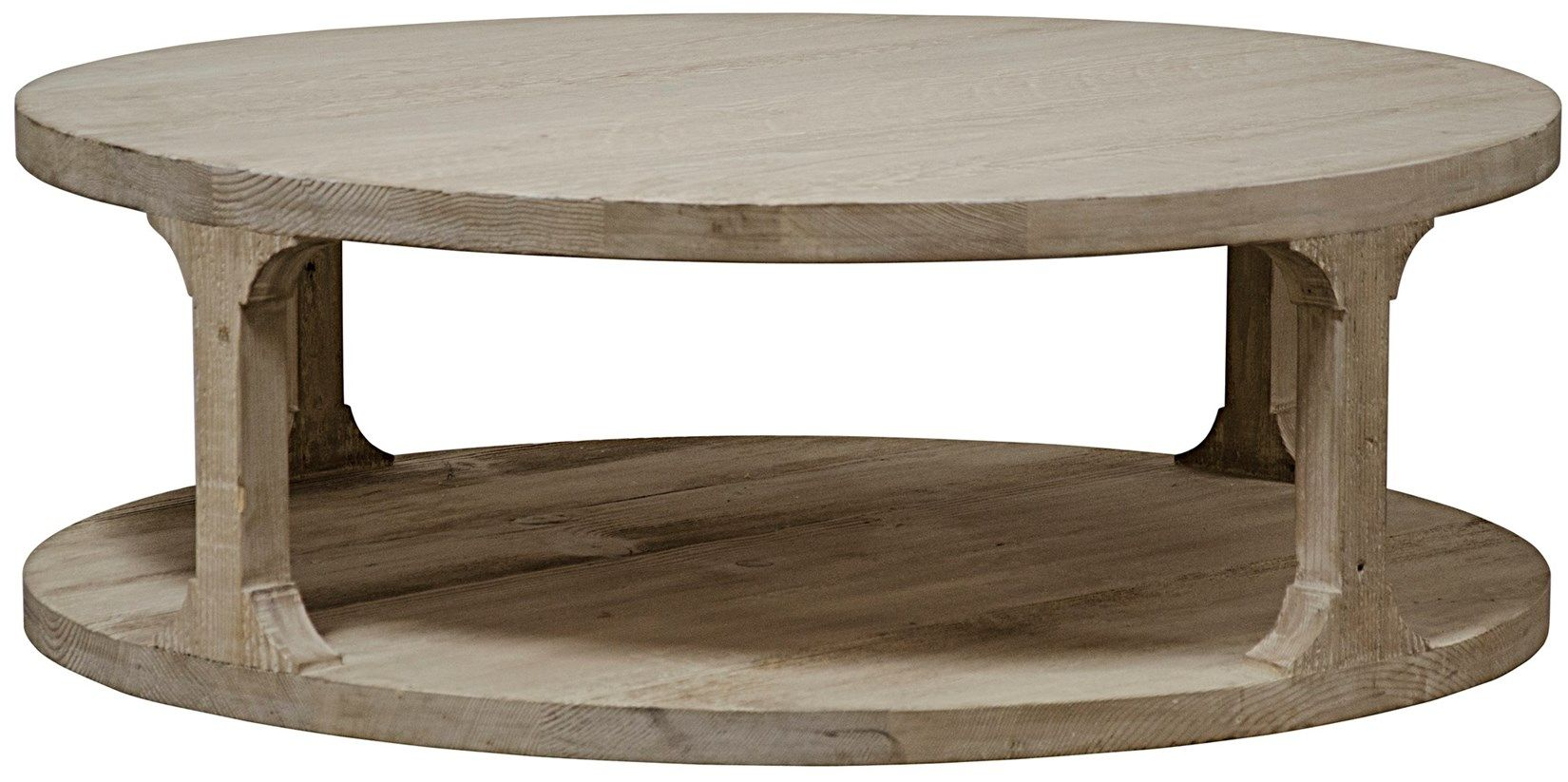Cfc Gimso Round Coffee Table Tables Rustic