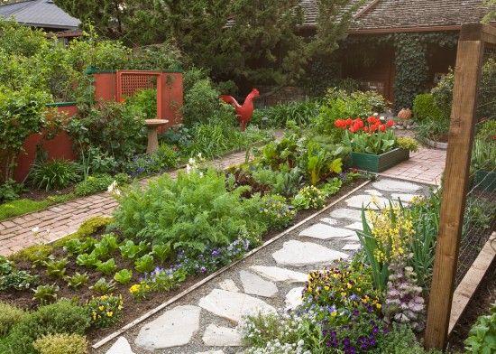 When designing your no-mow yard, Evelyen Hadden, author of ... on No Mow Backyard Ideas id=58047