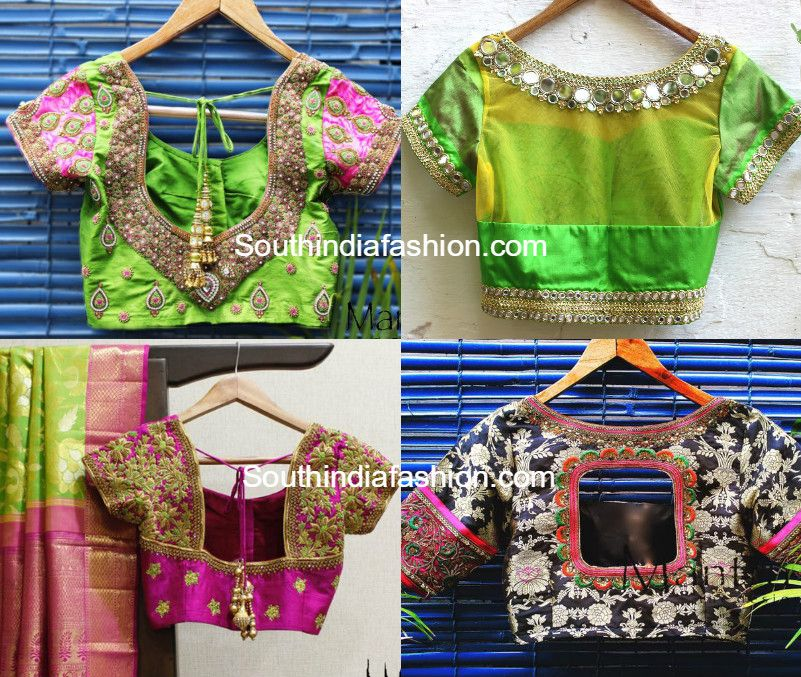 Bridal Saree Blouses And Lehengas By Mantra The Design Studio