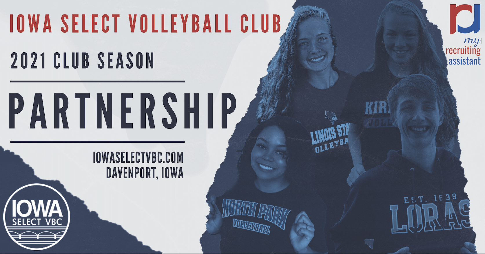 Recruiting Coordinator For 2021 Season At Iowa Select Volleyball Club In 2020 Volleyball Clubs Recruitment Volleyball