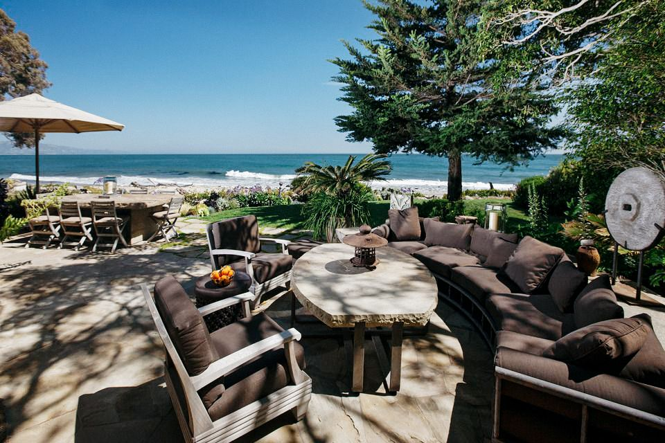 Montecito CA beach luxury vacation rental Home, Luxury homes