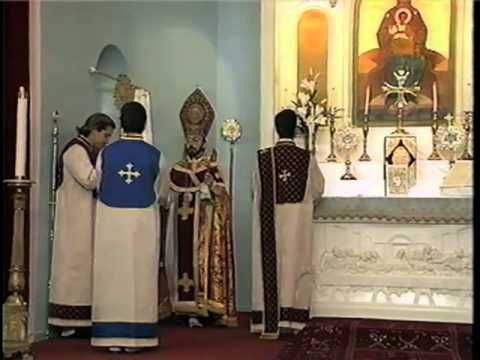 The Divine Liturgy of the Armenian Church, Part 1 of 4 (narrated)