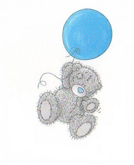 Картинки мишка тедди с шариками, мерцающие открытки днем