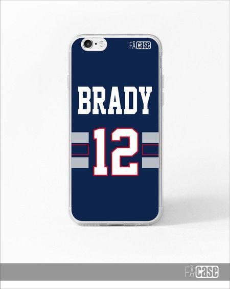 ac5f58de0a Capinha para iPhone Futebol Americano - New England Patriots ...