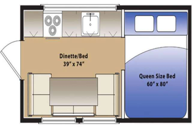 hallmark exc floorplan fwc camper shorts trucks hallmark rv debuts a lower price point lighter weight basic pop up that lets you choose your own features meet the hallmark exc expedition camper