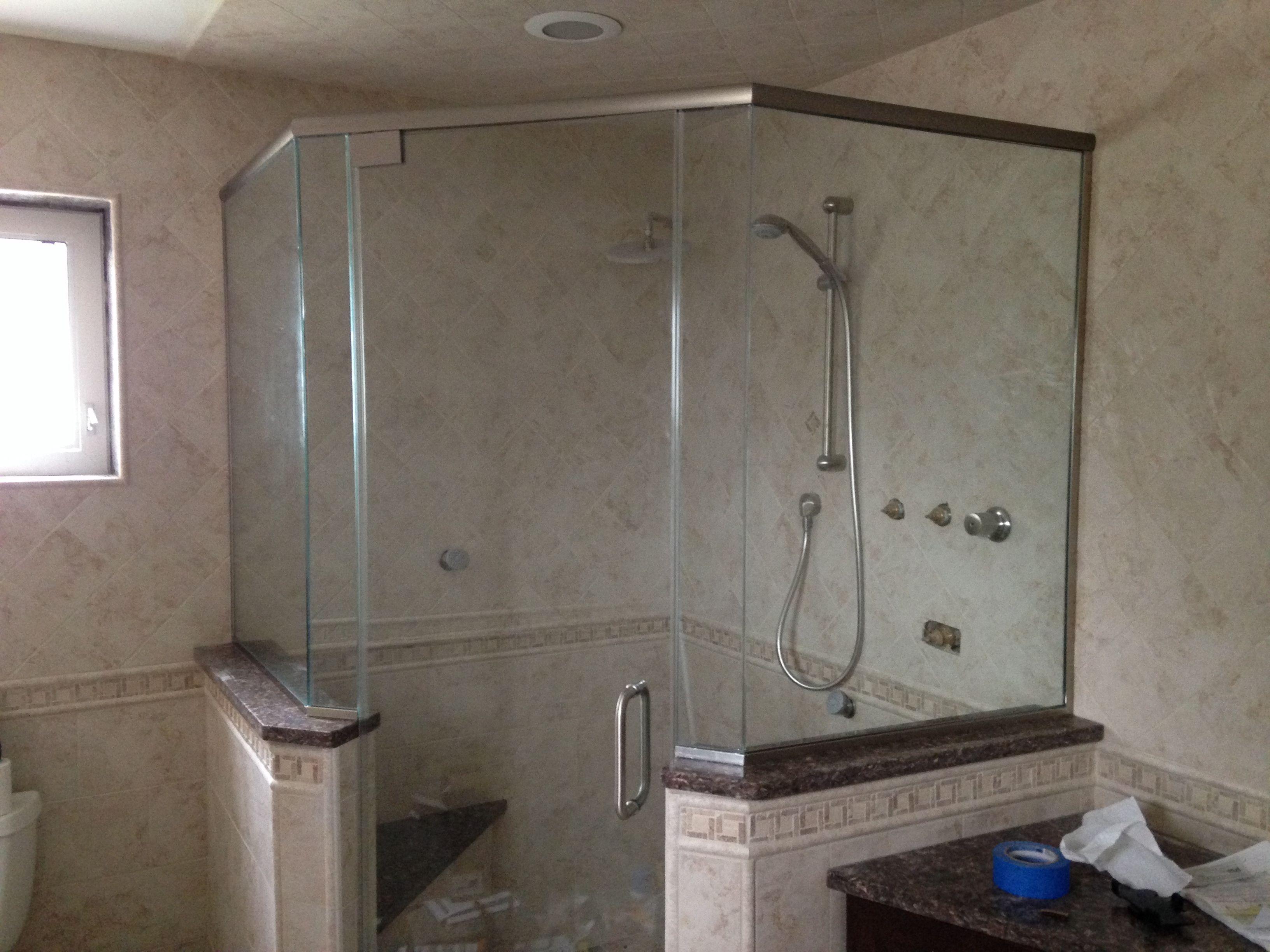 Omg Shower Doors Custom Glass Long Island Shower Doors Table