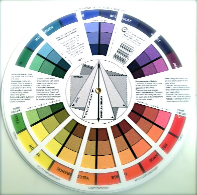 Accented Neutral Color Scheme Bedroom: Choosing A Color Scheme From A Color Wheel Shouldn't Be
