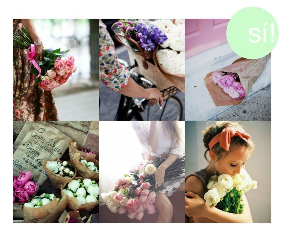 Inspiración flores wedding inspiration http://sialsiquiero.wordpress.com/