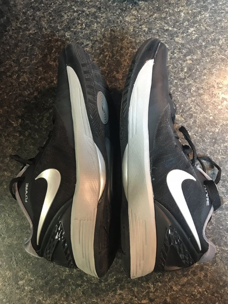 407a9c0242052 Nike Volley Zoom Hyperspike Volleyball Shoes Womens Black Size 10 ...