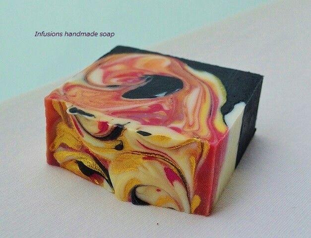 Beautiful Looking Handmade Soap