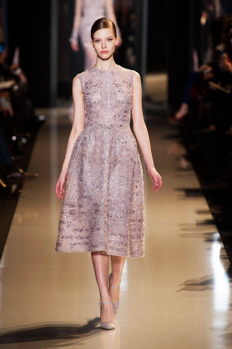 Elie Saab Spring 2013 Haute Couture Collection | Future ...