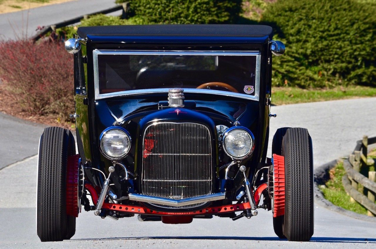 well detailed 1927 Ford Model T hot rod | Hot rods for sale ...