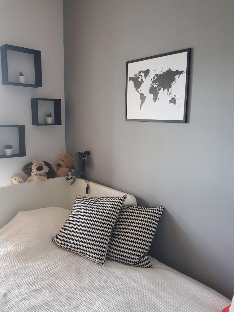 Teeneager room ikea flekke nel 2019 Camere da bambino