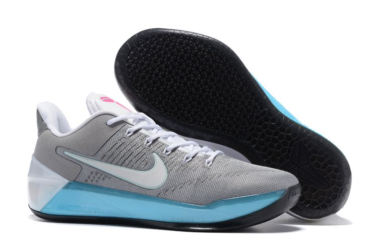 "5f64693eedd Nike Kobe A.D. ""McFly"" Grey Moon Basketball Shoes For Sale"