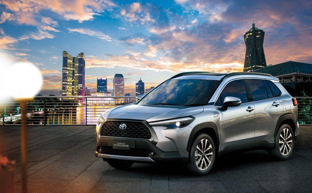 Toyota to Launch Corolla Cross in Pakistan Soon! in 2020